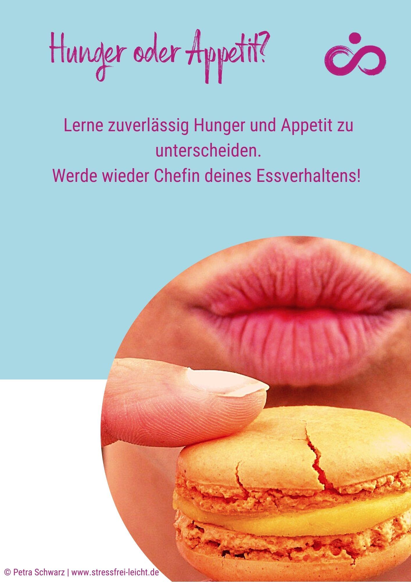 Stressfrei-leicht-Petra Schwarz-Freebie-HungerAppetit-Titelbild